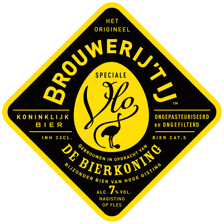 Vlo Bierkoning Brouwerij 't IJ