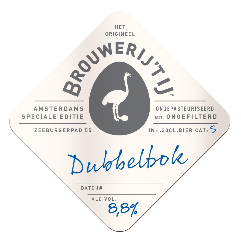 Dubbelbok Brouwerij 't IJ