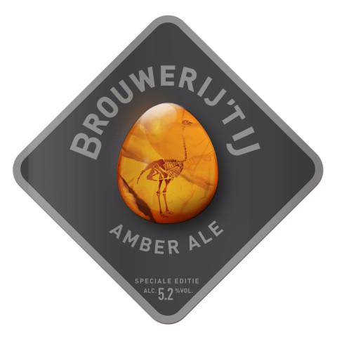 Amber Ale brouwerij 't IJ Amsterdam