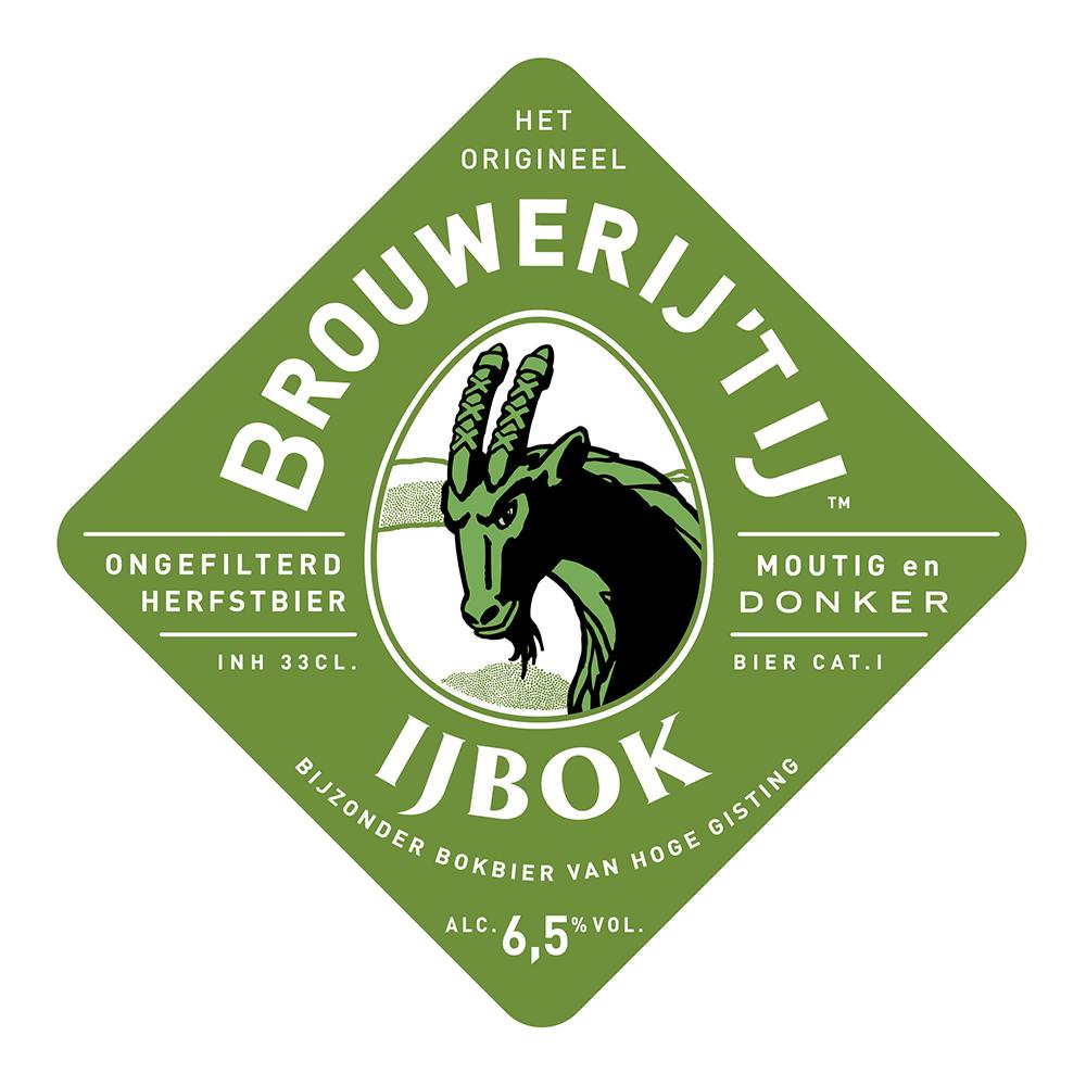 IJbok Brouwerij 't IJ