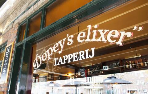 Dopey's Elixer biercafé Pijp Amsterdam