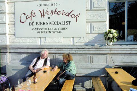 Café Westerdok speciaalbier Amsterdam