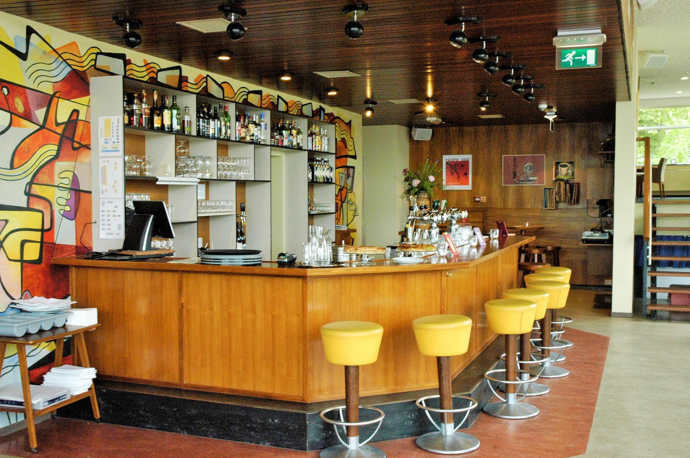Bar Pension Homeland Amsterdam