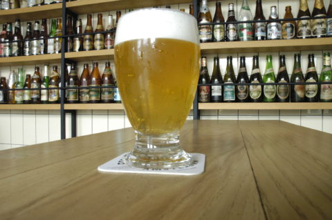 Fontey wheat beer Brouwerij 't IJ