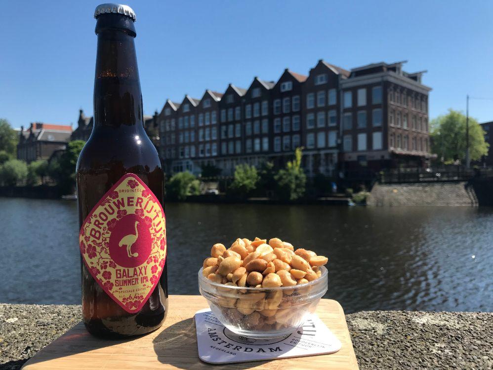 Galaxy Summer IPA 'IJ Amsterdam