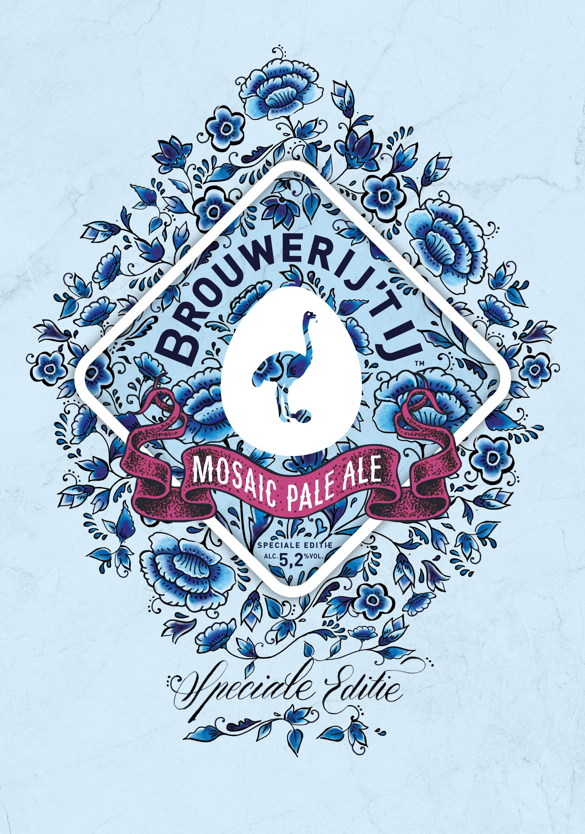 Mosaic Pale Ale Brouwerij 't IJ