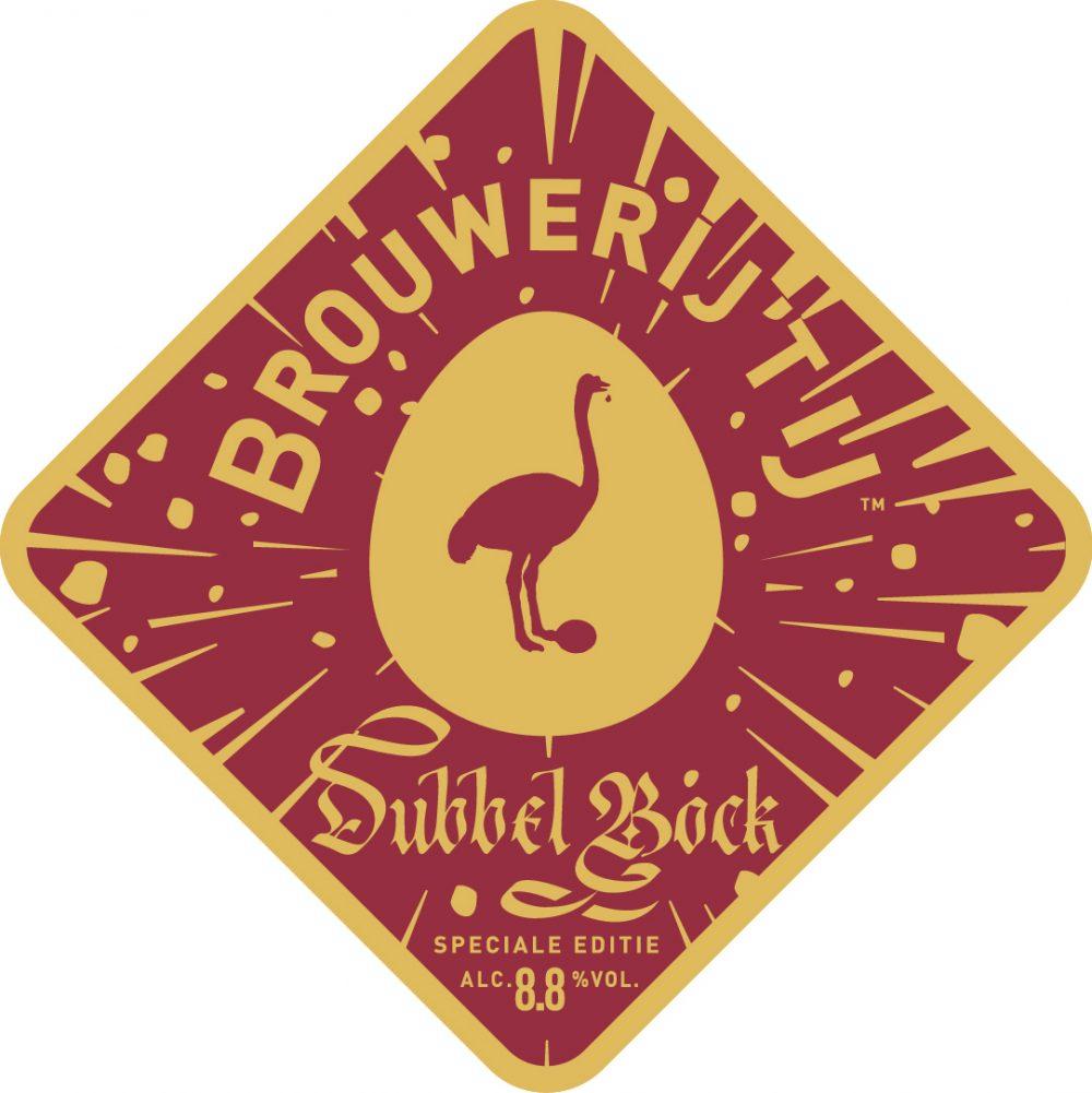 Dubbelbock Brouwerij 't IJ