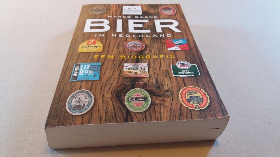 Boek Bier in Nederland