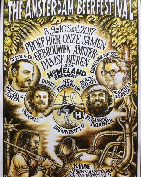 Bierfestival Amsterdam