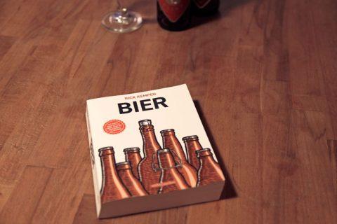 Rick Kempen boek over bier