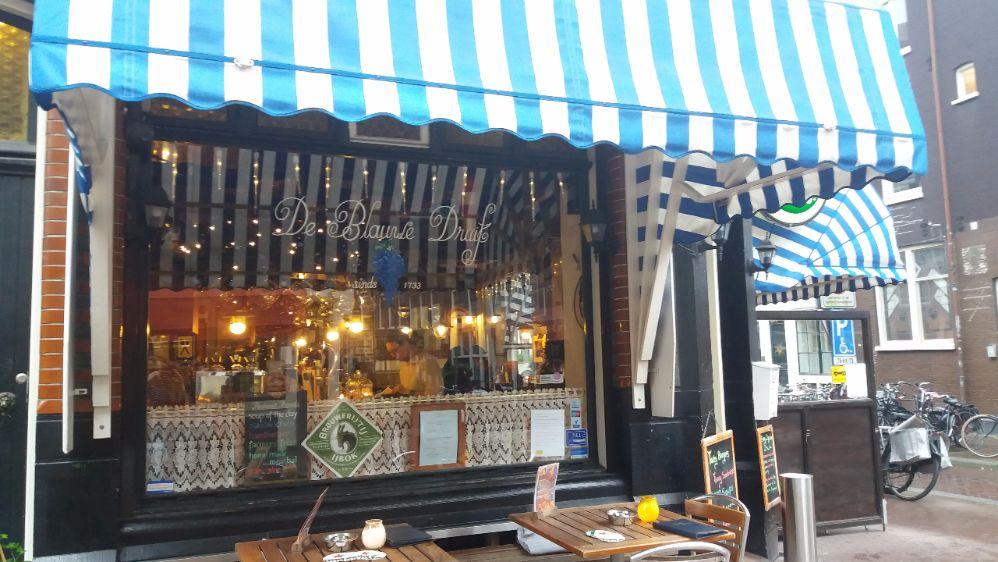 biercafé Haarlemmerstraat Amsterdam