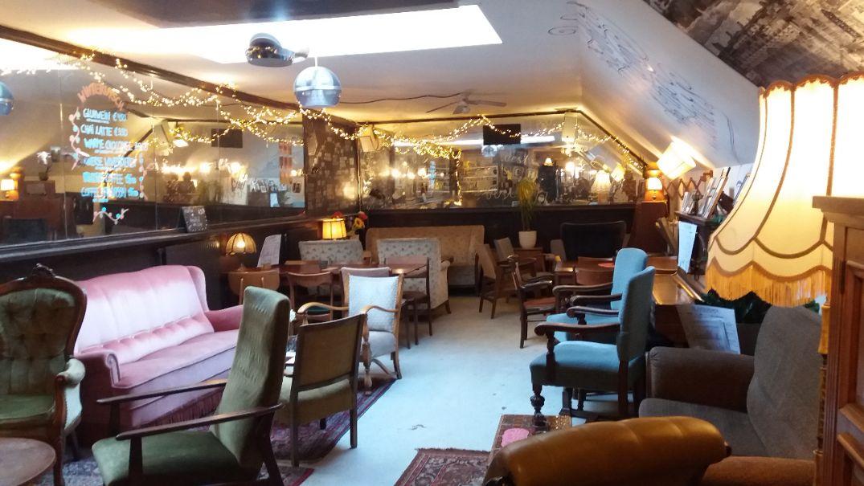 Café bij Wibautstraat Amsterdam?