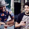 In beeld: Davion & Riccardo
