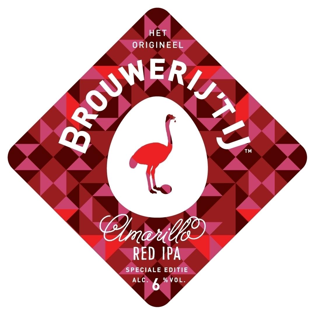 Amarillo Red IPA