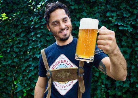Duits bier Amsterdam