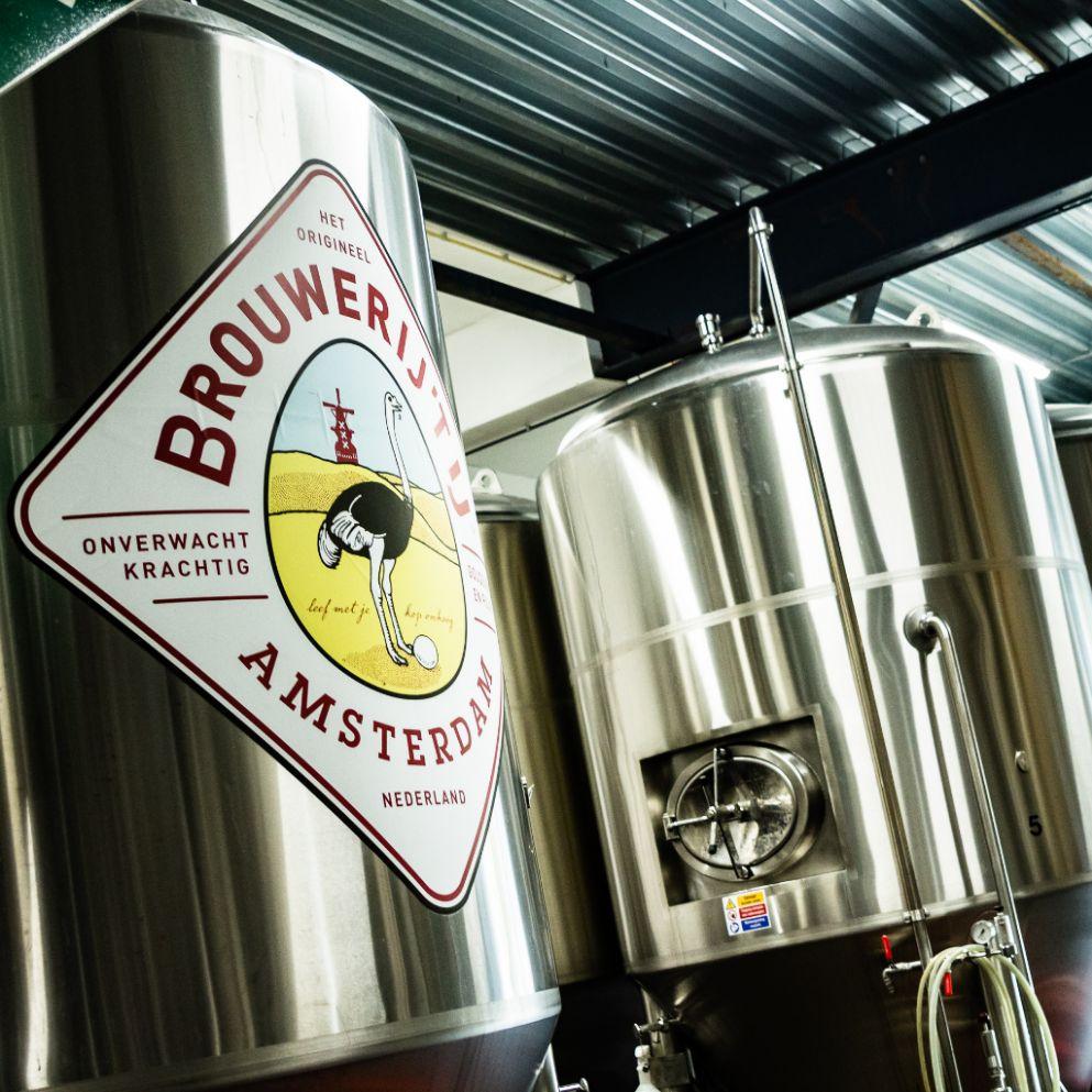Beste brouwerij Amsterdam