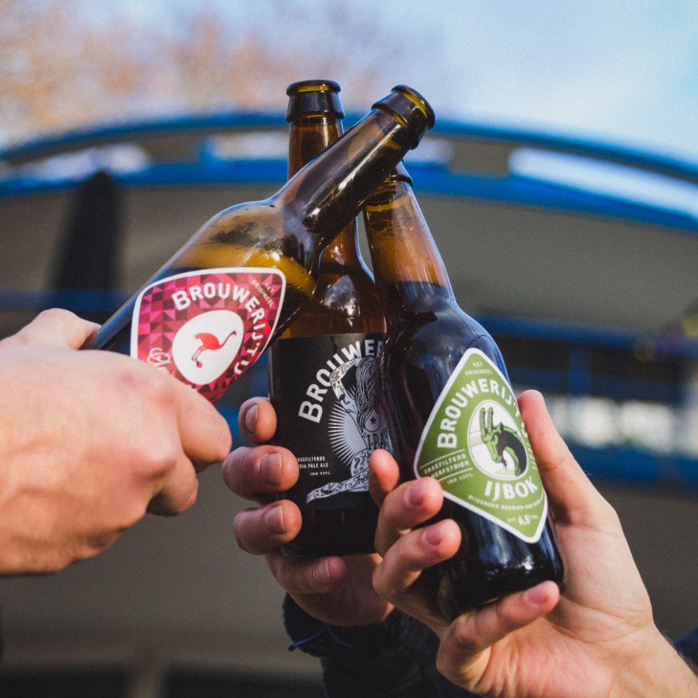 Bier Blauwe Theehuis