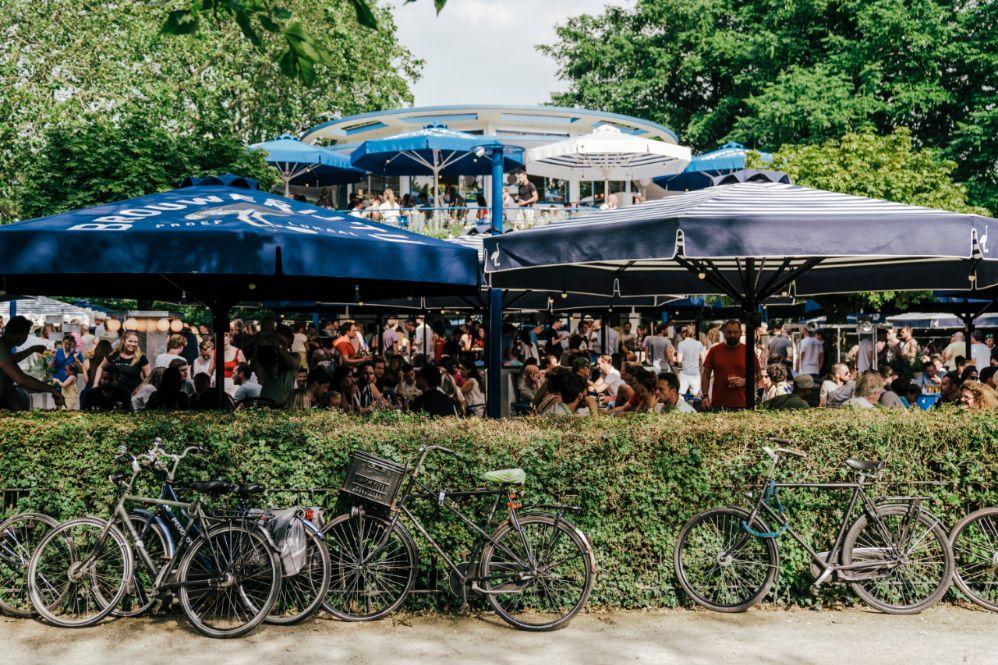Beste café Vondelpark