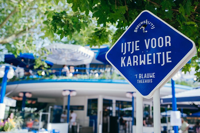 IJtje voor Karweitje Vondelpark
