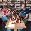Live bierproeverij met een stukje geschiedenis