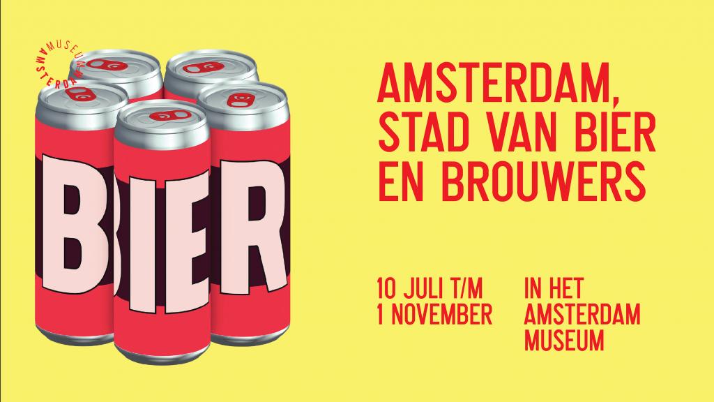 biertentoonstelling amsterdam museum